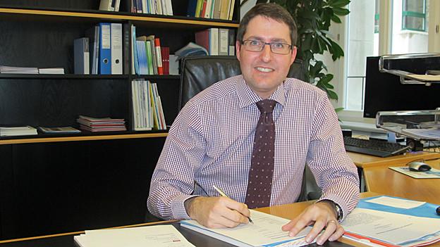 Urs Schönholzer war zuvor beim St.Galler Beratungsunternehmen Ecopol tätig