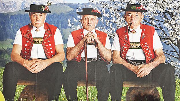 Verschwiegen: Auch über den Käsepreis redet man im Appenzellerland nicht gern.
