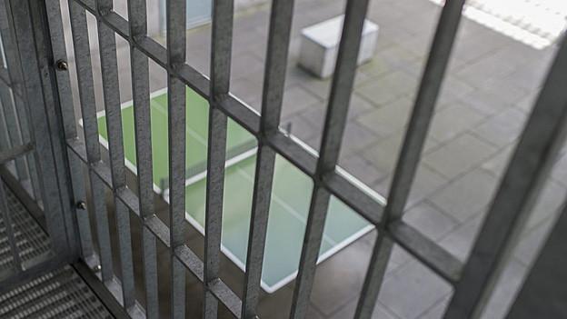 Kein Notstand im Gefängnis
