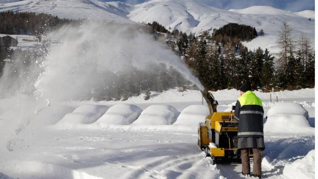 So viel Schnee gab es in Südbünden seit Jahren nicht mehr.