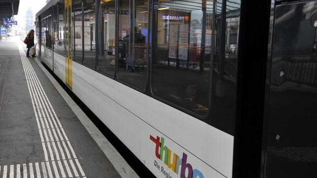 HGV: Auch der Bahnhof Kreuzlingen wird angepasst.