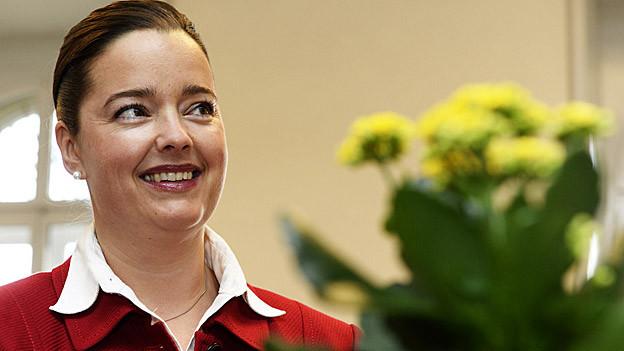 Carmen Haag wird Baudirektorin
