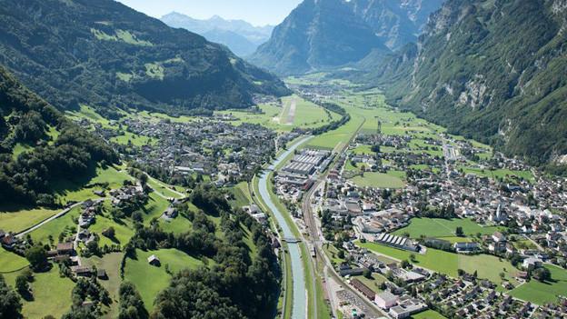 Die Gemeinde Glarus Nord