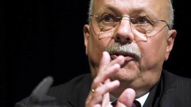 Zurück zu den Wurzeln: Konrad Hummler übernimmt bei der Bank Notenstein ein Teilzeitmandat.