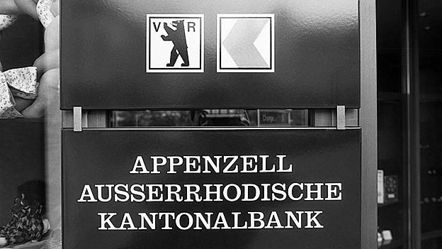 Der Kanton will die Akten der ehemaligen Appenzeller Kantonalbank zurück.