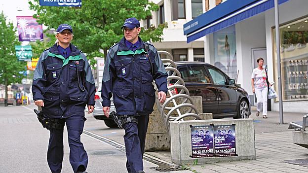 Thurgauer Polizisten sollen in Zukunft auch 80 Prozent arbeiten können.