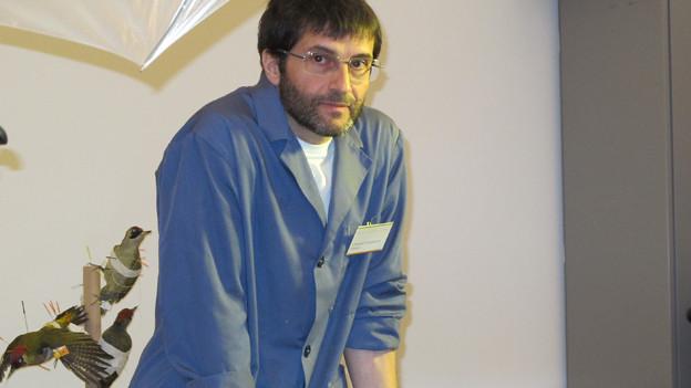 Lorenzo Vinciguerra berichtet über Rückkehr in den Alltag