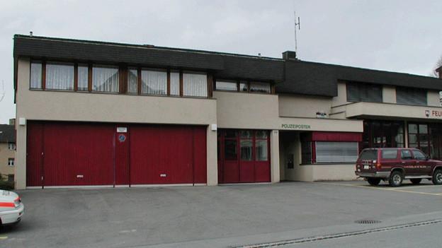 Polizeiposten Kaltbrunn