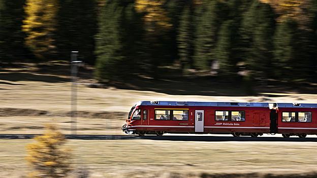 RhB-Zug