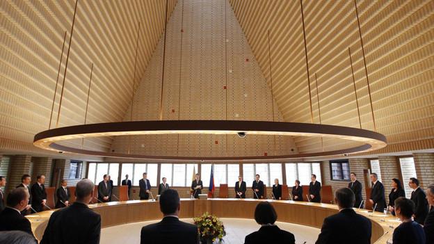 Der Liechtensteinische Landtag findet am Mittwoch statt