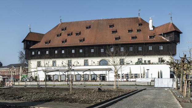 Der Kanton Thurgau war während des Konstanzer Konzils Durchgangsland für Tausende von Teilnehmern.