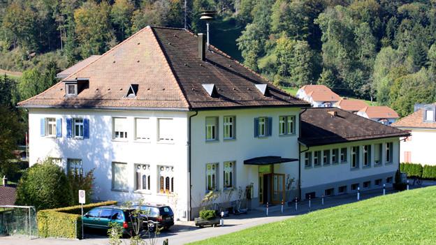 Kleines Schulhaus.