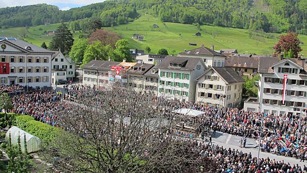 Glarner Landsgemeinde