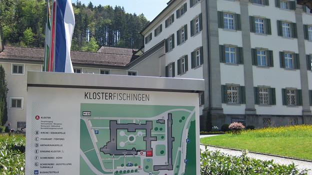 Im ehemaligen Kinderheim des Klosters Fischingen gab es Übergriffe auf Kinder
