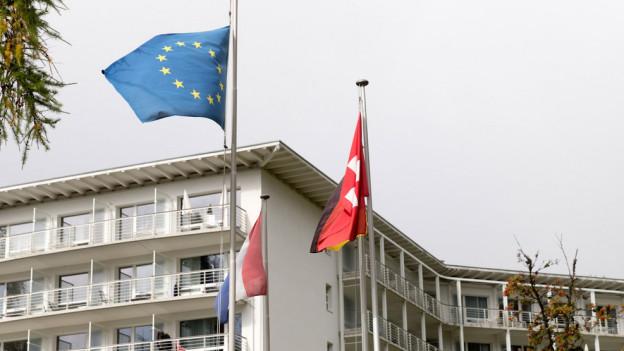 Hat wieder eine Zukunft: die Hochgebirgsklinik in Davos.