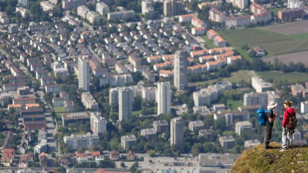 In Chur ist günstiger Wohnraum selten geworden.