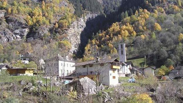 Häuser in Cauco