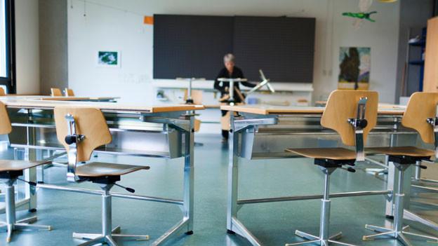 Ein erster Anlauf zur Entlastung der Lehrer scheiterte vor zwei Jahren.