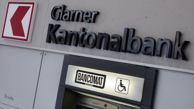 Logo der Glarner Kantonalbank