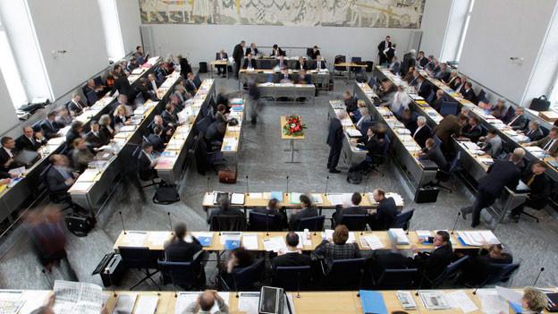 Im Grossen Rat stimmte vor allem die FDP gegen die höheren Beiträge.