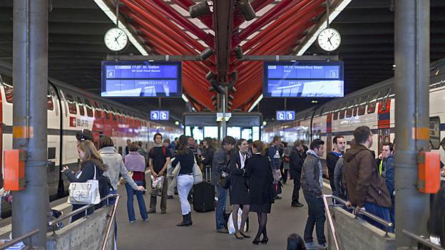 Bahnhof Winterthur