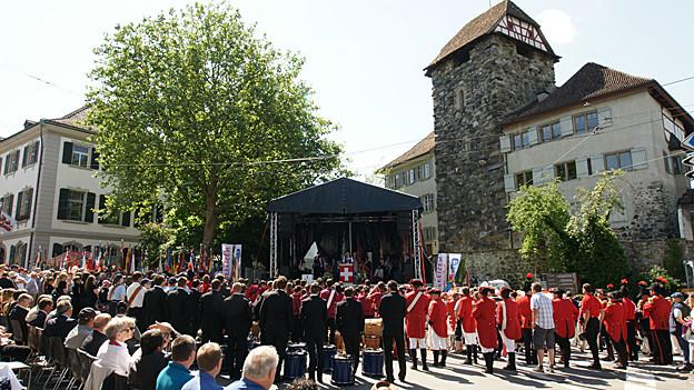 Eidgenössisches Tambouren- und Pfeiferfest