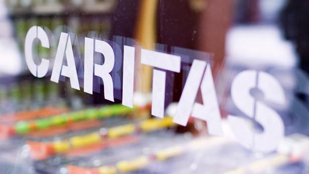 Seit gestern schuldenfrei: Caritas.