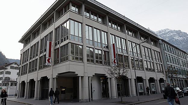 Die Glarner Kantonalbank geht an die Börse.
