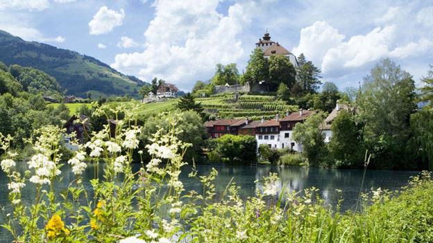 Tourismus-Region Werdenberg im Alleingang