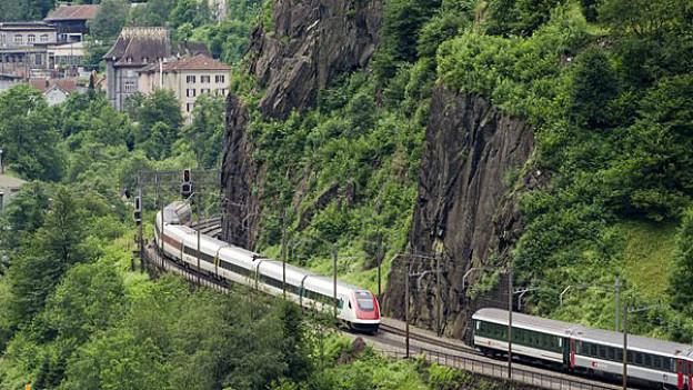 Südostbahn wird die Gotthard-Bergstrecke nicht bedienen
