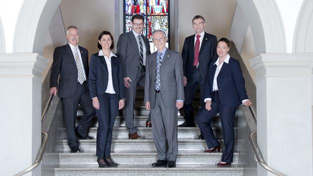 Thurgauer Regierung zeigt sich nach Legislatur-Halbzeit zufrieden.