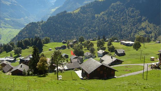 Der Investor Serif Yildiz möchte in Braunwald ein mehrstöckiges Hotel bauen.