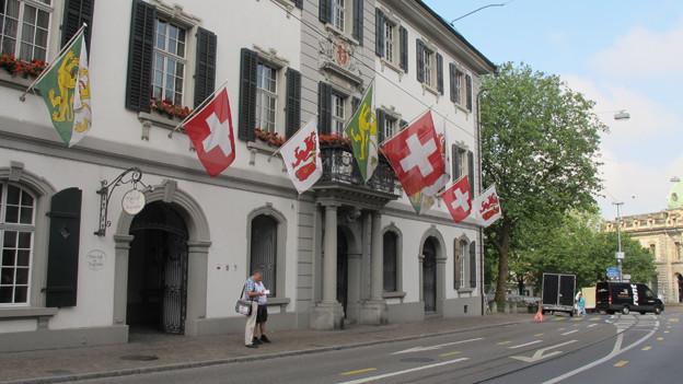 Die neue Anlaufstelle ist im Rathaus untergebracht.