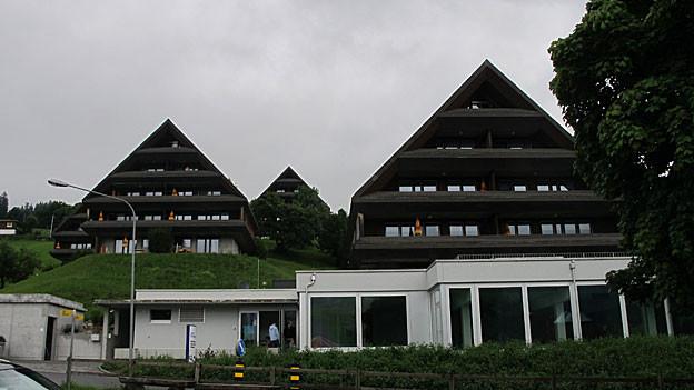 Reka Feriendorf in Wildhaus