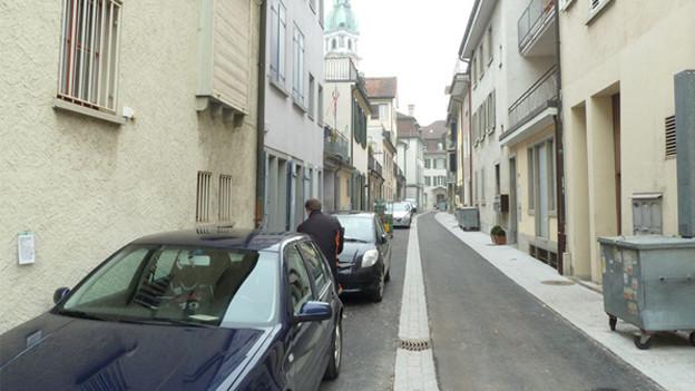 Frauenfeld will die Altstadt vom Verkehr entlasten.