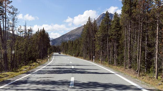 Wer durch den Nationalpark fährt, soll bezahlen. So will es die Stiftung Landschaftsschutz.