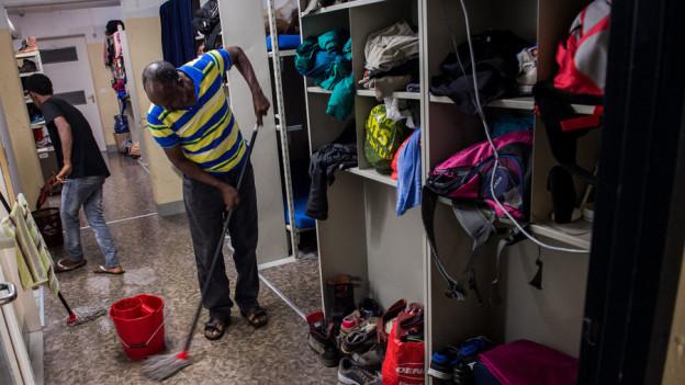 St.Gallen bringt 50 Asylsuchende in Wil unter