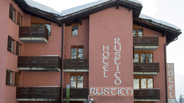 Das Hotel Rustico kann nun umgebaut werden.