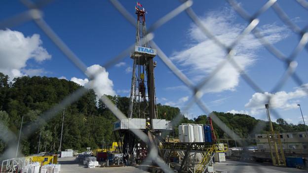 St.Gallen will nun Erdgas fördern.