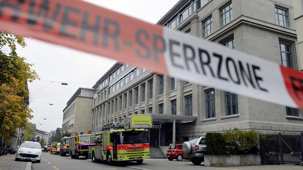 Der Kanton Thurgau bereitet sich auf chemische Zwischenfälle vor.