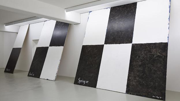 Hannes Vogels Kunst ist europaweit gefragt.