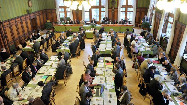 Das Parlament entscheidet über Sparmassnahmen von insgesamt 19 Millionen Franken.