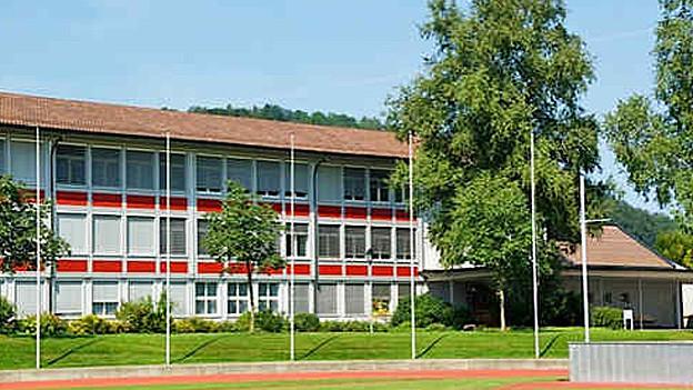 Oberstuifen Schulhaus Ebent West Herisau