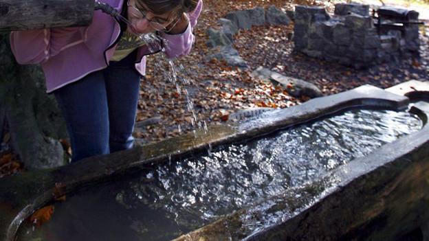 GR: Brunnenwasser ist mit Vorsicht zu geniessen