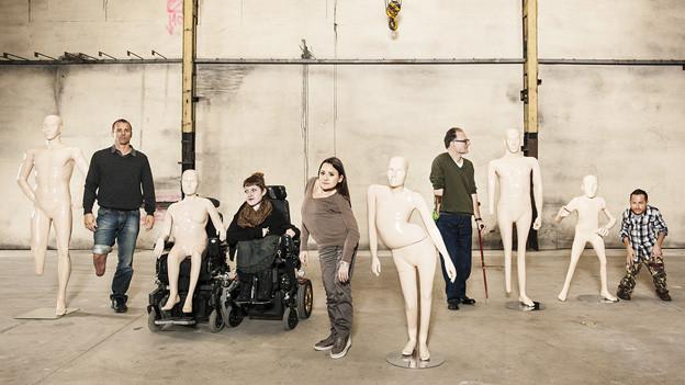 Menschen mit Behinderung bekommen mehr Wohnplätze.