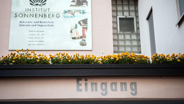 Das ehemalige Institut Sonnenberg