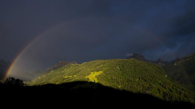 Nirgends gibt es soviele spirituelle Gemeinschaften wie in der Schweiz (Symbolbild)