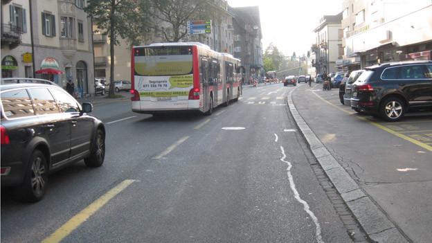 Der Stadtrat muss nun ein Mobilitätskonzept ausarbeiten.
