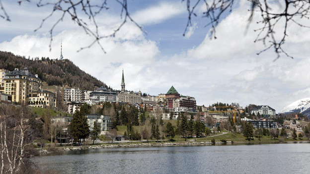 Symbolbild St. Moritz