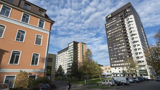 Die geplanten Spitalsanierungen kosten rund 930 Millionen Franken